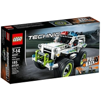 LEGO Technic: Polizei-Interceptor (42047)