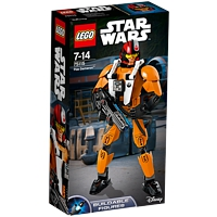 LEGO Star Wars: Actionfigur Poe Dameron (75115)