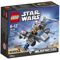 LEGO Star Wars: Microfighters - Resistance X-Wing Fighter (75125)