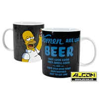 Tasse: Die Simpsons - Women Are Like Beer
