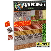 Magnete-Set: Minecraft