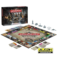 Brettspiel: Monopoly - Assassins Creed Syndicate