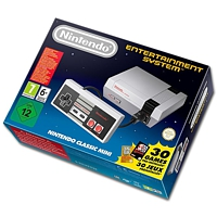 Nintendo Entertainment System - Classic Mini