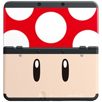 Cover New Nintendo 3DS - 007 Superpilz (Nintendo 3DS)