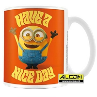 Tasse: Minions - Have a Nice Day