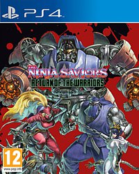 The Ninja Saviors: Return of the Warriors (Playstation 4)