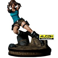 Figur: Tomb Raider, Tempel des Osiris - Lara Croft Sammler Version (45 cm)