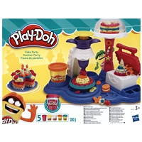 Play-Doh: Kuchen-Party