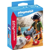 PLAYMOBIL Special Plus: Kristall-Sucher (5384)
