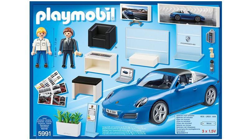 playmobil porsche porsche 911 targa 4s 5991 spielwaren. Black Bedroom Furniture Sets. Home Design Ideas