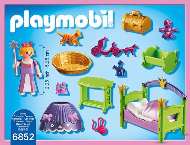 Kinderzimmer prinzessin kutsche kinderzimmer deko - Kutsche playmobil ...