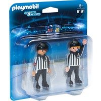 PLAYMOBIL Sports&Action: Eishockey-Schiedsrichter (6191)