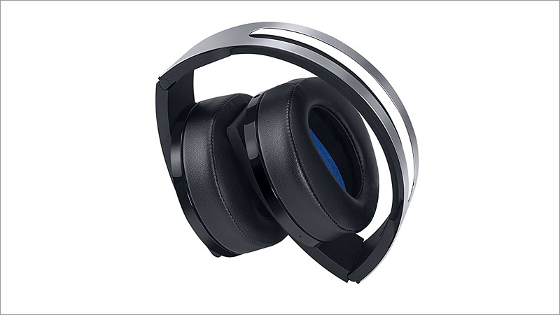Headset Sony wireless 7.1 Platinum (Playstation 4)