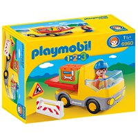 PLAYMOBIL 1-2-3: Muldenkipper (6960)