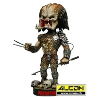Wackelkopf: Predator with Spear