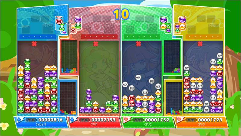 Puyo Puyo Tetris (Playstation 4)