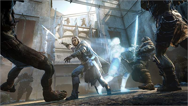 Middle-Earth: Shadow of Mordor - Game of the Year Edition (PC-Spiel)