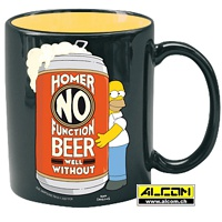 Tasse: Die Simpsons - Homer No Function