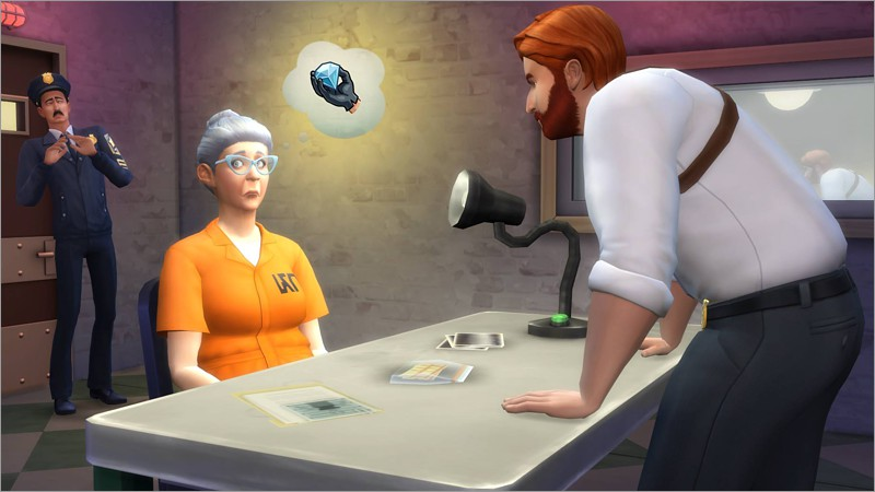 Die Sims 4 Add-on: Get to work (PC-Spiel)
