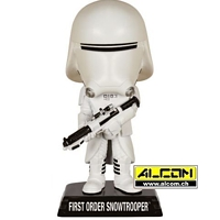 Wackelkopf: Star Wars Episode 7 - First Order Snowtrooper (15 cm)