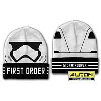 Skimütze: Star Wars - Stormtrooper First Order