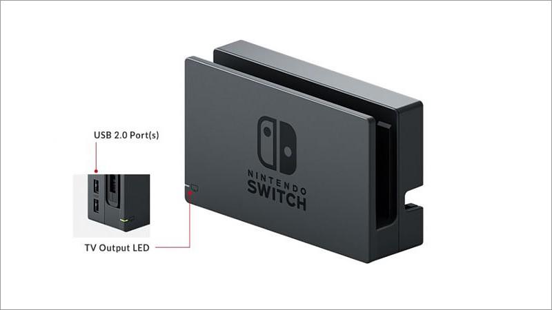 switch stationsset docking station nintendo switch. Black Bedroom Furniture Sets. Home Design Ideas