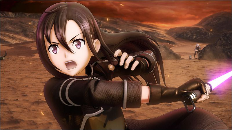 Sword Art Online: Fatal Bullet - Complete Edition (Switch)