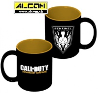 Tasse: Call of Duty - Advanced Warfare - Sentinel Logo
