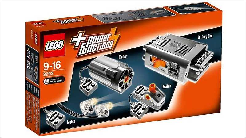 LEGO Technic: Power Functions Tuning-Set (28293)