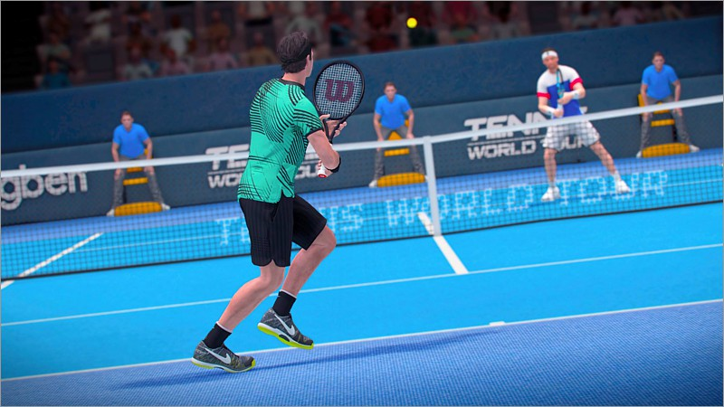 Tennis World Tour (Playstation 4)