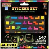 Sticker Set: Tetris (147 Stickers)
