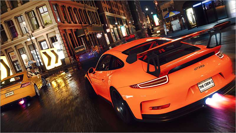 The Crew 2 - Gold Edition (Playstation 4)