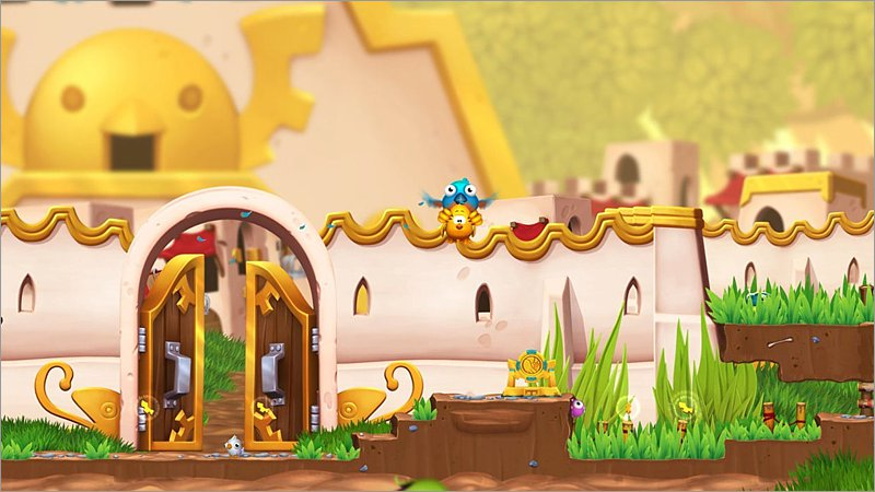 Toki Tori 2+ (Playstation 4)
