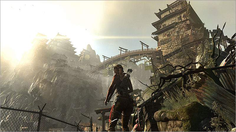 Tomb Raider The Definitive Edition Xbox One Alcomch
