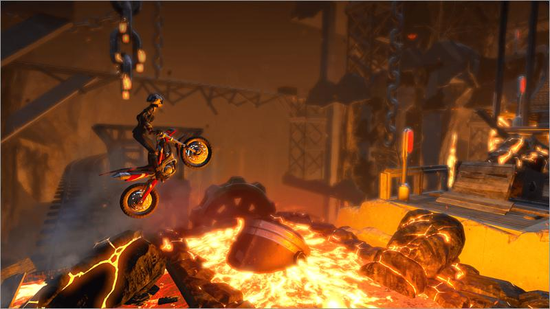 Trials Fusion: The Awesome Max Edition (Playstation 4)