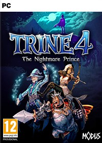 Trine 4: The Nightmare Prince (PC-Spiel)