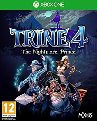 Trine 4: The Nightmare Prince (Xbox One)
