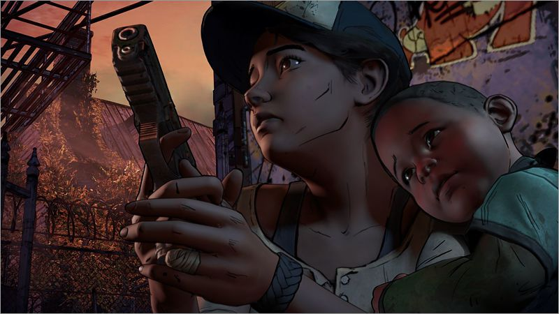 The Walking Dead: Neuland (Xbox One)