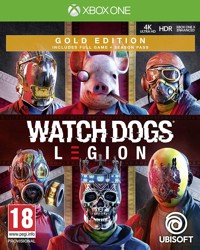 Watch Dogs Legion - Gold Edition (Xbox One)