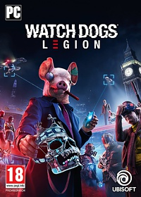 Watch Dogs Legion (PC-Spiel)