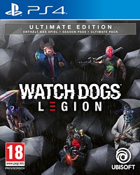 Watch Dogs Legion - Ultimate Edition (Playstation 4)