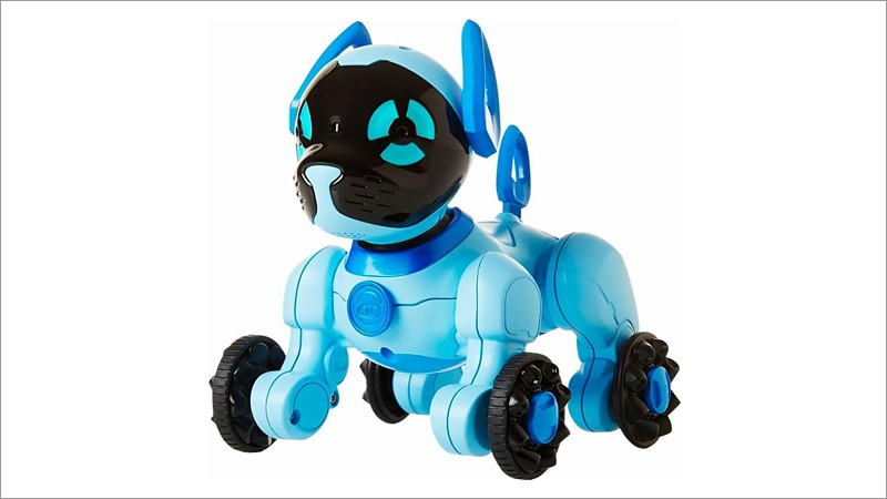Roboter: WowWee - Chippies Chipper