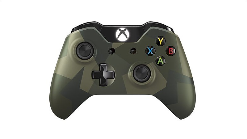Controller wireless, Armed Forces II (Xbox One)