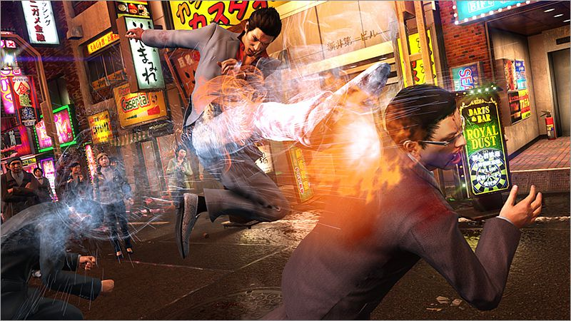 Yakuza 6: The Song of Life - Essence of Art Edition (Playstation 4)