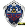 Schild: The Legend of Zelda - Skyward Sword, Kunststoff-Replik (48 cm)