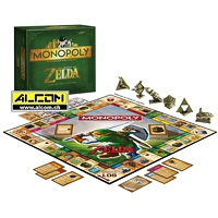 Brettspiel: Monopoly - The Legend of Zelda