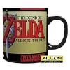 Tasse: Super Nintendo - The Legend of Zelda (mit Thermoeffekt)