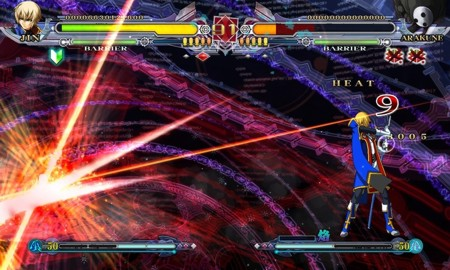 BlazBlue: Continuum Shift (Xbox 360)