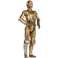 Figur: Star Wars - 1/6 C-3PO - Sammler Version (30 cm)
