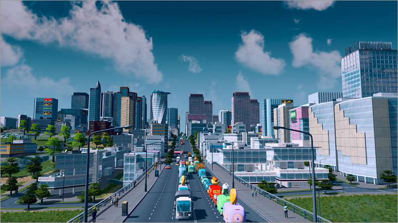 Cities: Skylines - Playstation 4 Edition (Playstation 4)